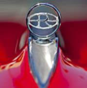 1965 Buick Riviera Hood Ornament Poster