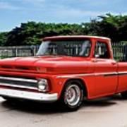 1965 Chevrolet 3100 Pickup I Poster