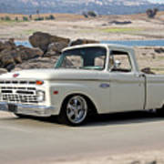 1965 Ford 'twin I Beam' Pickup Poster