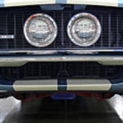 1967 Shelby Gt500 Poster