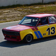 1969 Datsun 510 Poster