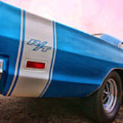 1969 Dodge Coronet Rt Poster