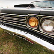 1969 Plymouth Road Runner 440-6 Poster