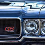 1970 Buick Gs 455 Poster by Gordon Dean II