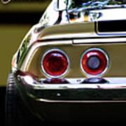 1970 Camaro Fat Ass Poster