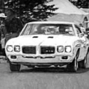 1970 Pontiac Gto Poster