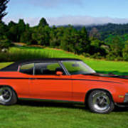 1972 Buick Gsx 455 Stage 1 Poster