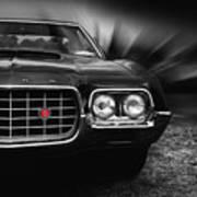 1972 Ford Gran Torino, Sport Fastback Poster