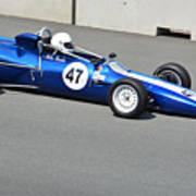 1972 Titan Formula Ford Mk6 Poster