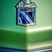 1973 Buick Regal Hood Ornament Poster