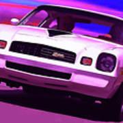 1978 Chevy Camaro Z28 Poster