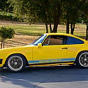 1983 Porsche Haut 911 Poster