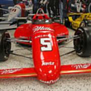 1985 Indy 500 Winner Danny Sullivan Poster