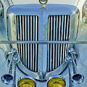 1985 Tiffany Coupe Grille Poster