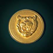 1994 Jaguar Xjs Emblem Poster