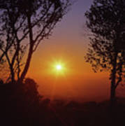 1b6348-a1 Sunrise Over Sonoma Poster