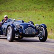 1950 Allard J2 Roadster Poster