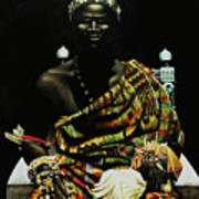 African Prince Poster