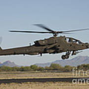 Ah-64d Apache Longbow Lifts Poster