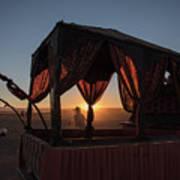 Amazing Tankwa Sunset Poster