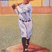 Babe Ruth (1895-1948) Poster