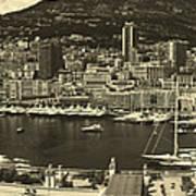 Beautiful Monte Carlo Poster