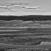 Beautiful Yellowstone Poster