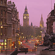 Big Ben London England Poster