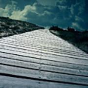 Boardwalk Poster by Joana Kruse