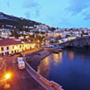 Camara De Lobos, Madeira Poster