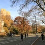 Central Park New York City Poster