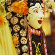 Ceremonial Mask Poster