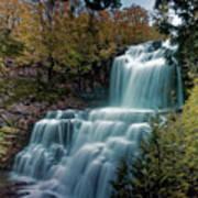 Chittanengo Falls Poster