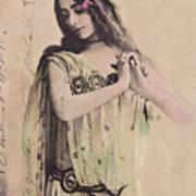 Cleo De Merode Poster