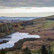 Crag Lough Poster
