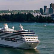 Cruise Ship 4 Poster