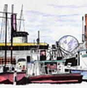 Docks Poster