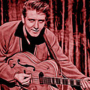 Eddie Cochran Collection Poster