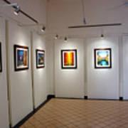 Exhibition Cozumel Museum Poster