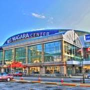First Niagara Center Poster