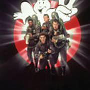 Ghostbusters II 1989  Poster