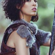 Got Warrior Princess Poster