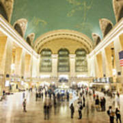 Grand Central Terminal Poster