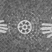 Hans Mosaic Poster