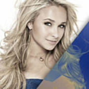 Hayden Panettiere Collection Poster