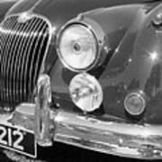 Jaguar Xk Series Poster