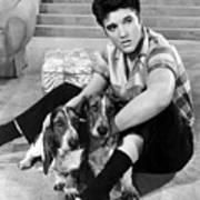 Jailhouse Rock, Elvis Presley, 1957 Poster