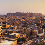 Jaisalmer - India Poster