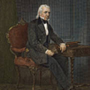 James Knox Polk (1795-1849) Poster by Granger