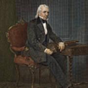 James Knox Polk (1795-1849) Poster by Granger